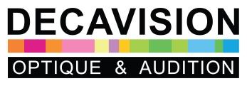 Décavision nouveau logo